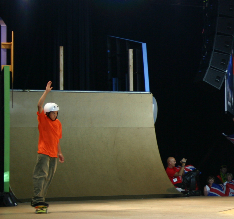 Here is an example of a ramp we built for a Major Stage Production!