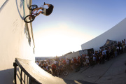 Wallride at Fit Bikes industry event.
