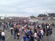 Big crowds not a problem.